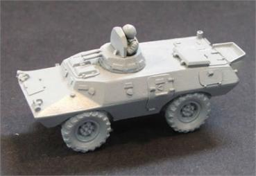 Commado Armoured car.