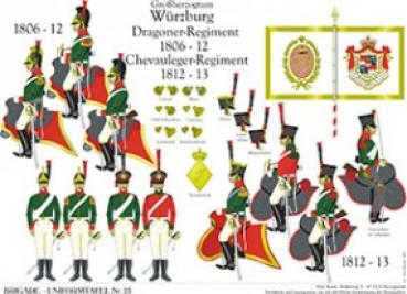 W�rzburg: Regiment Chevau-legers 1806-14