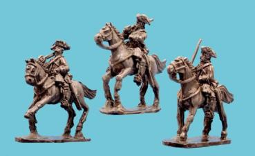 Chevaulegere Cavalry Troopers in Hat