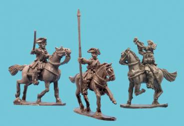 Chevaulegere Cavalry Command in Hat