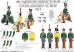 Anhalt: Regiment Chevau-legers 1813