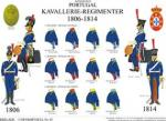 Portugal: Die Kavallerie-Regimenter 1806-14 _ ᅠbersicht