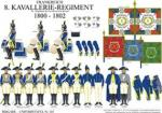 Frankreich: 8. Rホgiment Cavalerie-Cuirassiers 1800-02