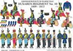 Warschau: Husaren-Regiment No.10 1809-13