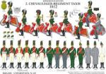 Bayern: 2. Chevauleger-Regiment Taxis 1812